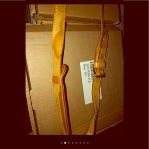 Louis Vuitton luggage strap